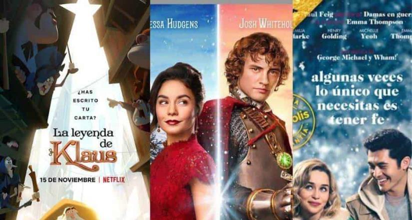 Películas y series para Navidad