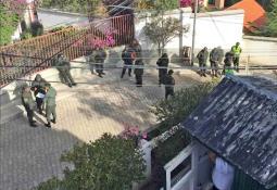 Incrementan control en fronteras para evitar salida de exfuncionarios