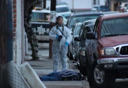 Ejecutan a Masculino a Balazos en Boulevard Nuevo León