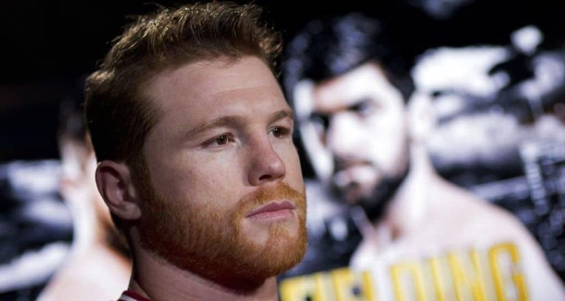 Canelo combatiría por negocios con peleador UFC