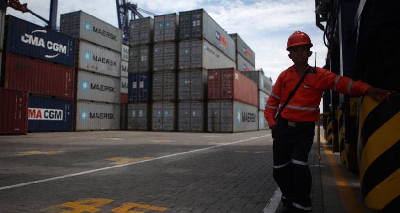 Caen 2.9% exportaciones en noviembre