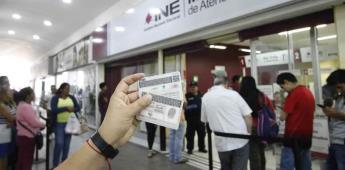 Que ciudadanos paguen reposición de su INE, propone PRI