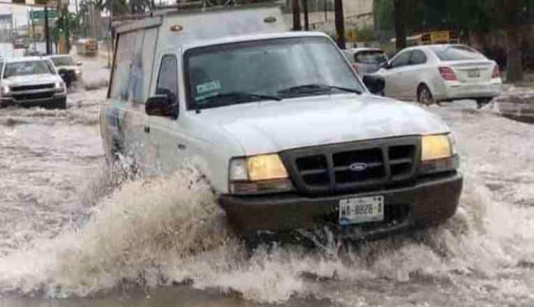 Temporada de lluvia afecta a una de las zonas de la ciudad que más problemas genera