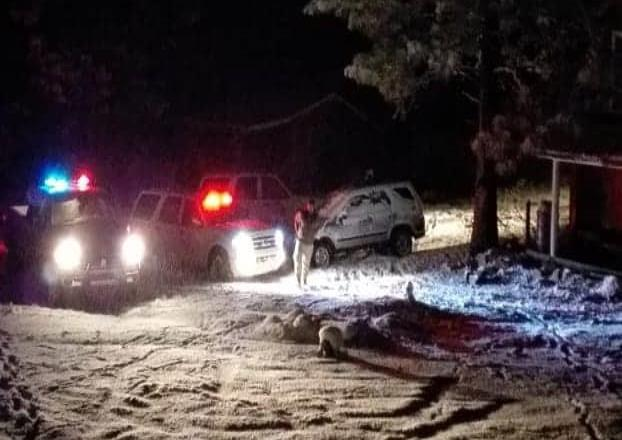 Rescató Protección Civil a once personas en la Sierra de Juárez