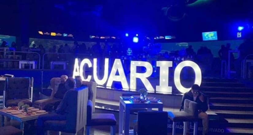 Critican fiesta en Acuario de Veracruz