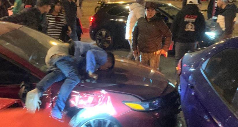 Arrancones clandestinos deja un saldo de una persona muerta y 6 heridos