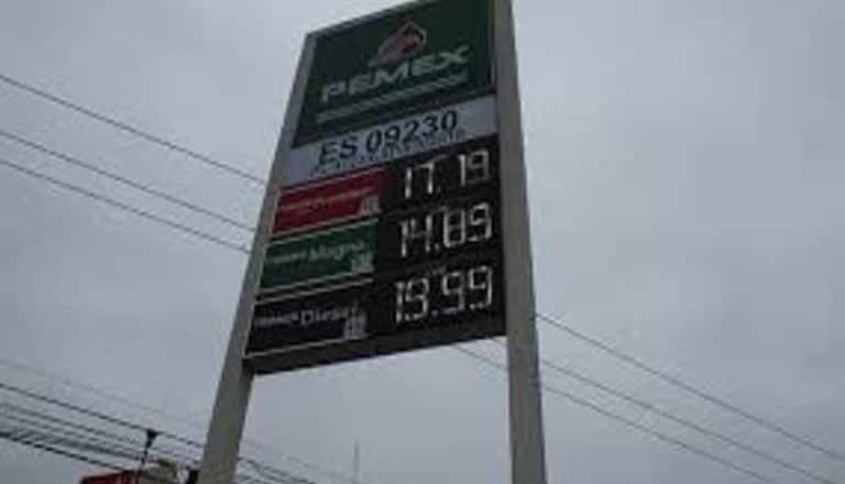 Estables los precios de la gasolina en Tecate