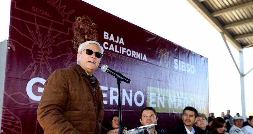 Jaime Bonilla constata las necesidades de Valle de San Pedro
