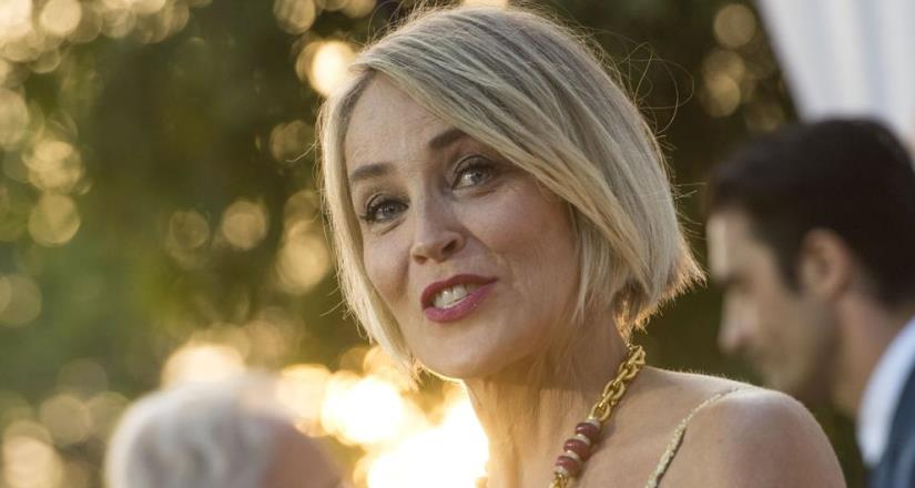 Sharon Stone busca amor en app de citas, pero es expulsada