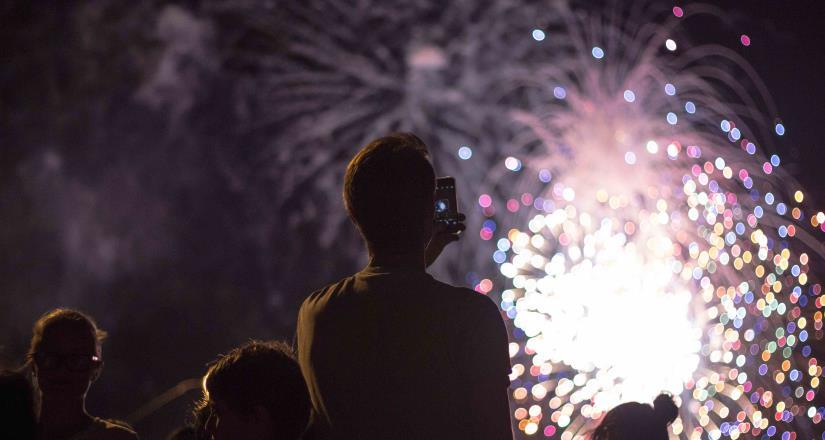 Exhortan a población evitar uso de pirotecnia en las festividades de fin de año