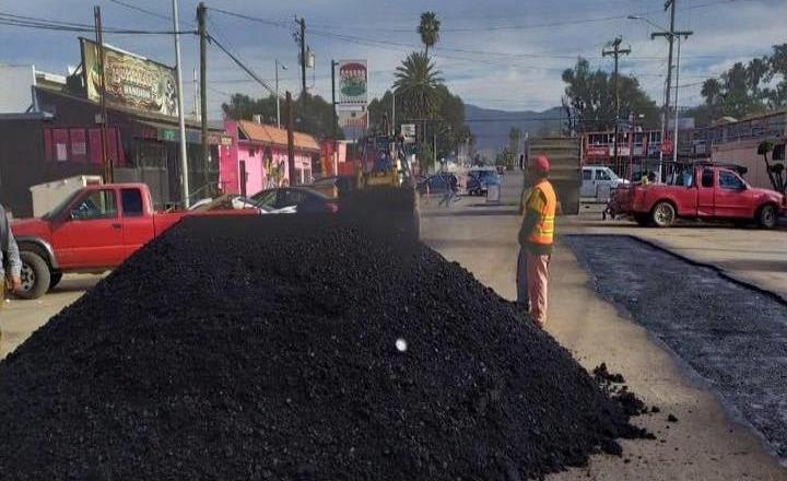 Proyecta el Ayuntamiento 500 mil metros cuadrados de calles pavimentadas
