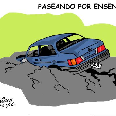 Paseo por Ensenada