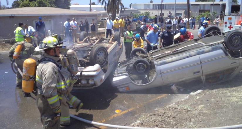 Recomienda Gobierno del Estado prevenir accidentes en festejos de fin de año