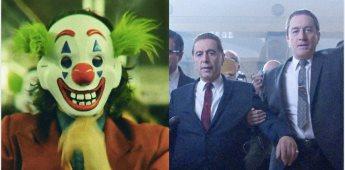 Joker y The Irishman regresan al Cecut