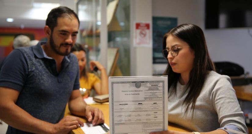 Aplicará Registro Civil descuentos en enero de 2020