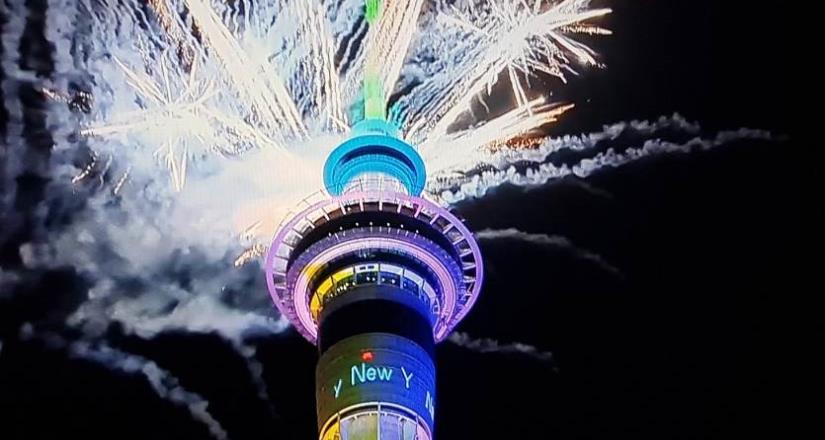 Cuál es el primer lugar del mundo en recibir el Año Nuevo