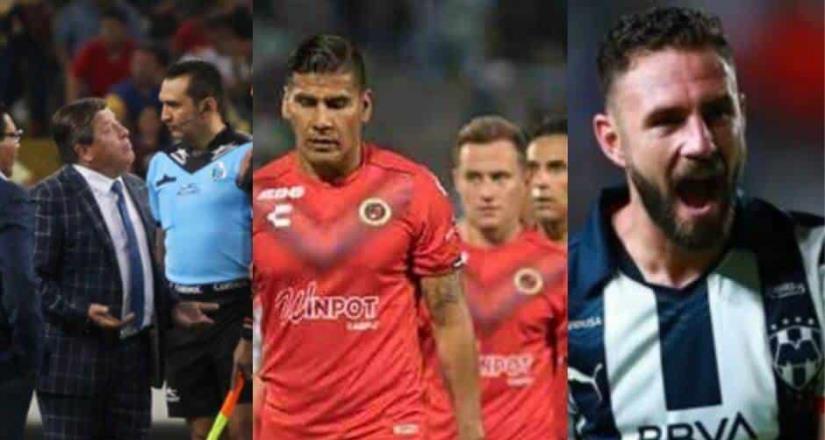 Los escándalos en el futbol mexicano del 2019