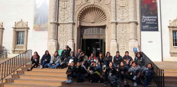IMAC lleva a estudiantes de Tijuana a museos de San Diego