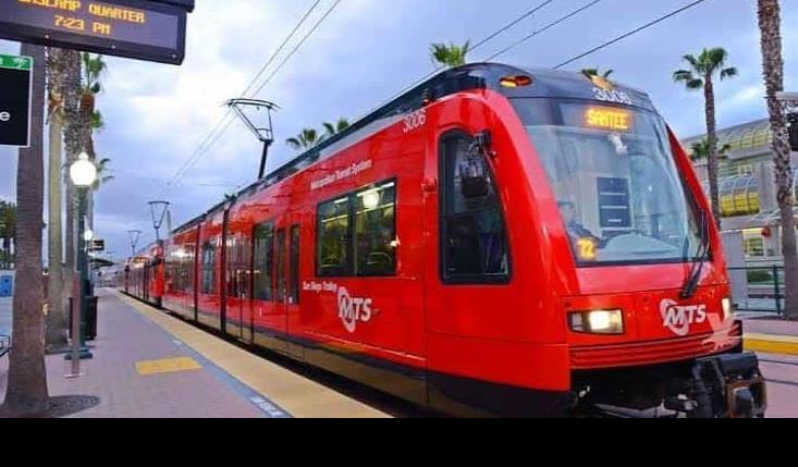 El servicio del trolley será gratis durante esta última noche de 2019