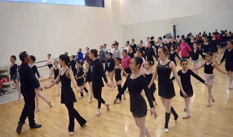 Impartirán talleres de invierno de danza
