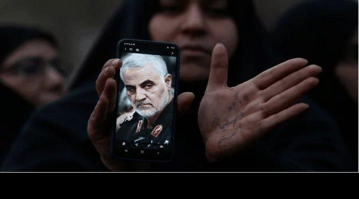 Irán promete tomar venganza contra EU por la muerte de Qasem Soleimani