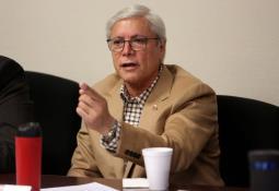 Bonilla pide a los habitantes de la colonia Sánchez Taboada considerar la alternativa de reubicación