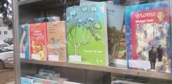 Promovieron la lectura en El Rosario y Vicente Guerrero