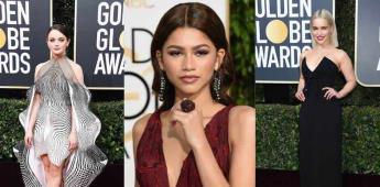 El glamour de los Golden Globes