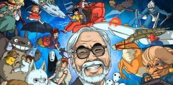 Ilustraciones El gran Hayao Miyazaki cumple 79 años