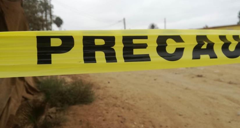 Localizan el cuerpo de una mujer en San Quintín