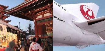 Aerolínea nipona regalará 50 mil vuelos para conocer Japón