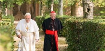 """Proyectará el CECUT """"Los dos Papas"""" antes que los cines comerciales"""