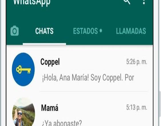 Coppel hace préstamos vía WhatsApp