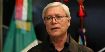 Jaime Bonilla finalizó la Reunión de Seguridad y la Mesa de Paz