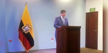 México concede asilo a cuatro diputados de Ecuador