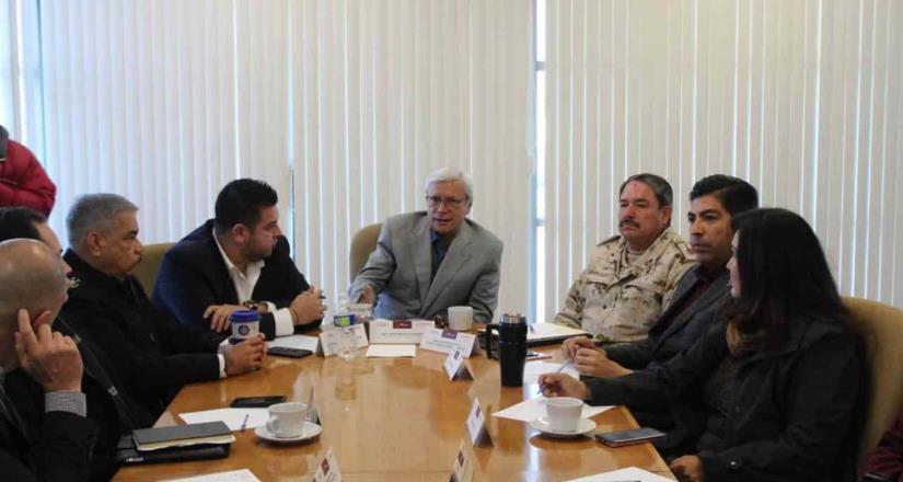 Establecerán dos bases de operaciones de la Guardia Nacional
