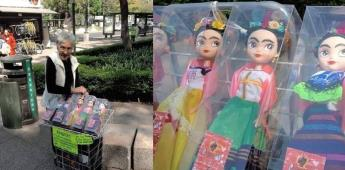 No soy Barbie, soy México: Las muñecas artesanales Friditas conquistan a los usuarios