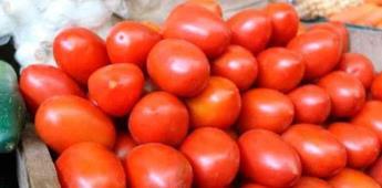 Jitomate se vende hasta en 50 pesos el kilo