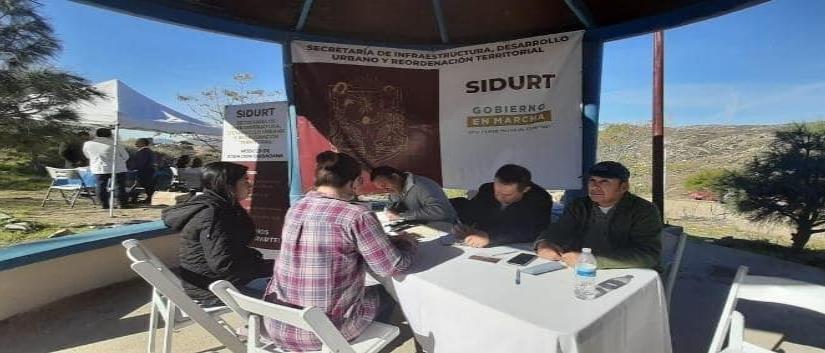 300 beneficiados en la Jornada por la Paz, que se realizó en el Nido de las Águilas
