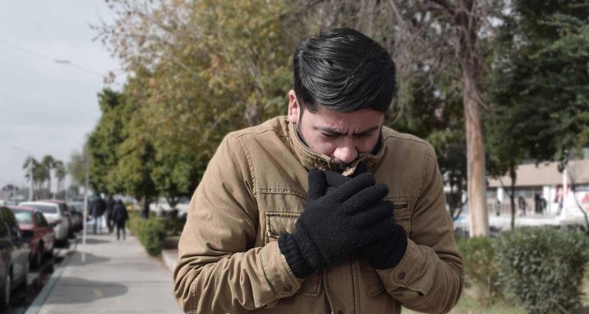 Recomienda Secretaría de Salud precaución ante los cambios bruscos de temperatura