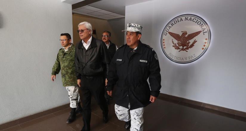 Alfonso Durazo Montaño inaugurará nueva comandancia de la Guardia Nacional en Tijuana