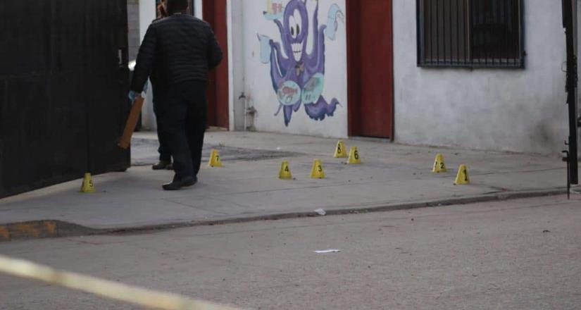 Atacaron a disparos a hombre de 47 años en la colonia Campestre Murúa