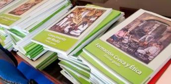 SEP modificará libros de civismo y ética tras tiroteo en colegio