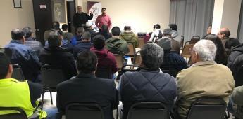 Ofrecen curso de actualización a ingenieros civiles  en el CICTAC