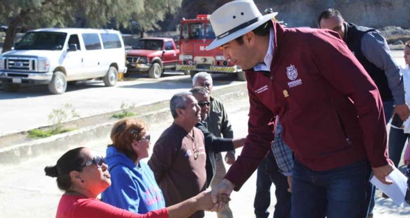 Constructores ven en Ayala la esperanza de más progreso para Ensenada