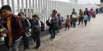 Juez concede abogados a migrantes que temen esperar en México