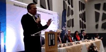 Vamos por buen camino menciona el alcalde de Tijuana, Arturo González Cruz.