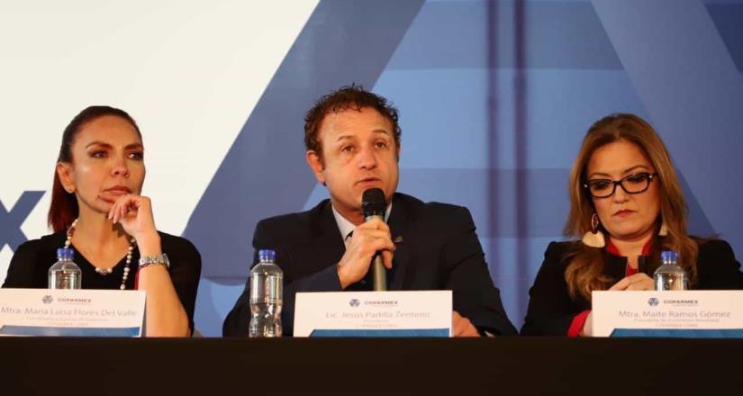 COPARMEX CDMX: Recuperar los mejores niveles de crecimiento económico y seguridad, los retos 2020