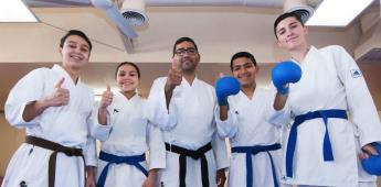 Representarán a BC jóvenes en selectivo nacional de Karate: DIF