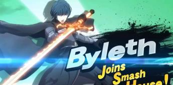 Byleth es el nuevo personaje de Super Smash Bros. Ultimate